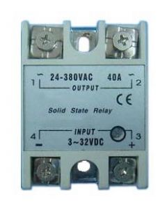 Solid-State AC Relay