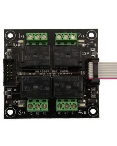 Relay Board (Quad)