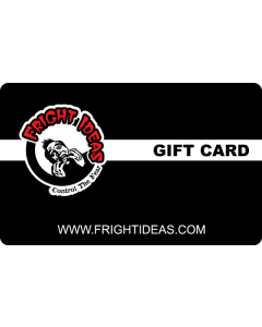 Fright Ideas Gift Card